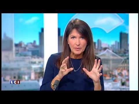 EMDR émission LCI - Martine Iracane formatrice EMDR Europe